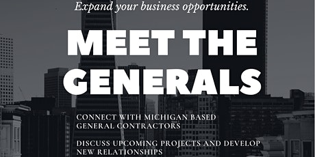 Meet the Generals tickets