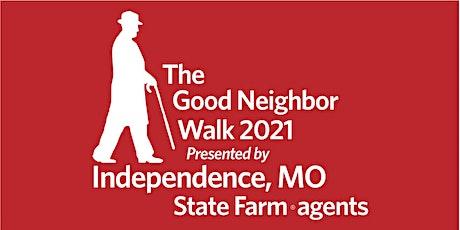 The Good Neighbor Walk 2021 tickets