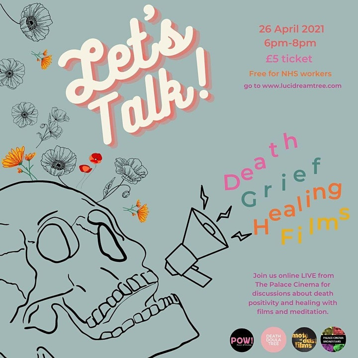 Let's Talk: Death, Grief and Healing image