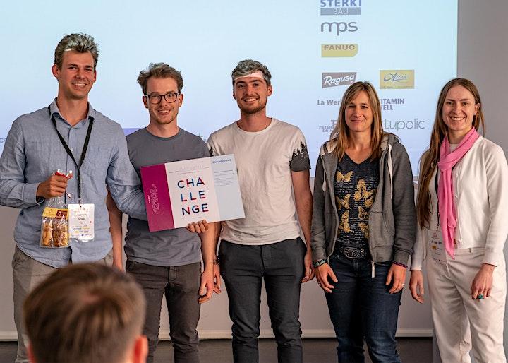 Startup Weekend Biel/Bienne 10/21 image