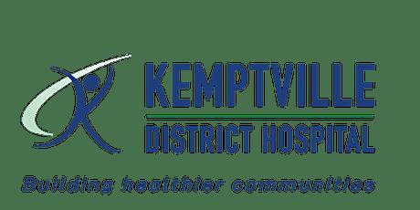 Kemptville District Hospital Virtual Strategic Planning Workshop tickets