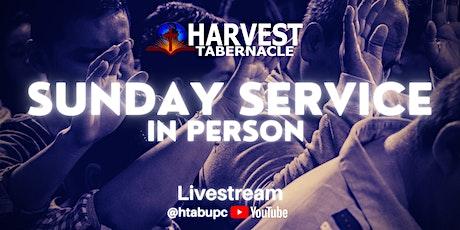Harvest Tabernacle [Evening]  RSVP 4.11.2021 tickets
