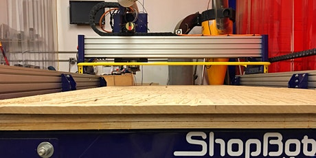 Introduction to ShopBot CNC Router and VCarve tickets