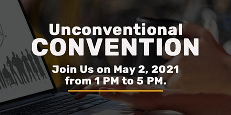 Unconventional Convention tickets