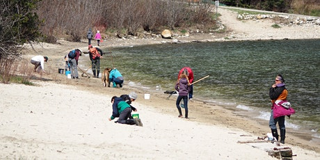 April Cleanup of Kootenay Lake's East Shore tickets