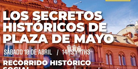 Plaza de Mayo, sus secretos históricos- PRESENCIAL entradas