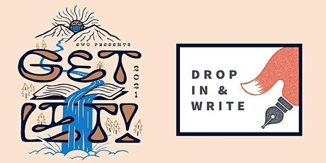 Drop in and Write: A Community Reading tickets