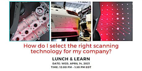 How do I select the right scanning technology for my company? tickets
