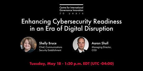 Enhancing Cybersecurity Readiness in an Era of Digital Disruption tickets