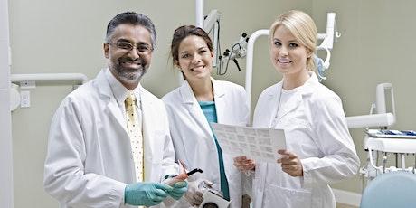 Exam Study Preparation Workshop for Internationally-Trained Dentists (ITDs) tickets