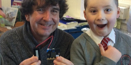 NEW microbit Vs2 package (micro:bit delivered to you, course & resources) tickets