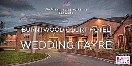 Burntwood Court Autumn Wedding Fayre tickets