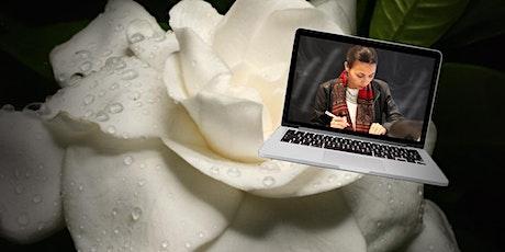 Genealogy of Scent: Creamy Florals, with Dana El Masri (Online) tickets
