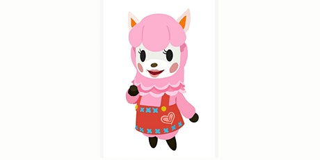60min Draw Animal Crossing Characters:  Reese @4PM  (Ages 6+) tickets