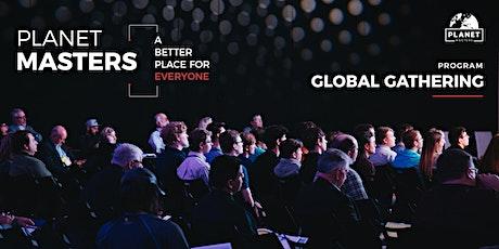 Planet Masters - Global Gathering - International Conference billets