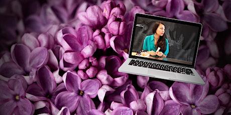 Genealogy of Scent: Fresh Florals, with Dana El Masri (Online) tickets
