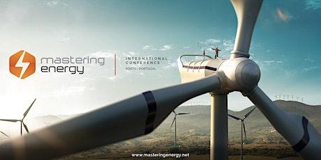 Mastering Energy - International Conference bilhetes