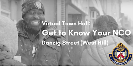 Get to Know Your NCO - Danzig Street (West Hill) tickets