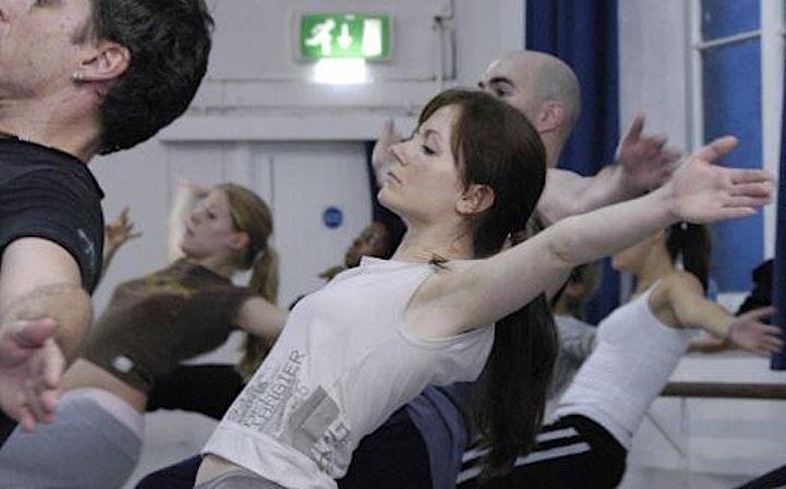 Body Rhythms - Dance for Wellbeing (11th April) image