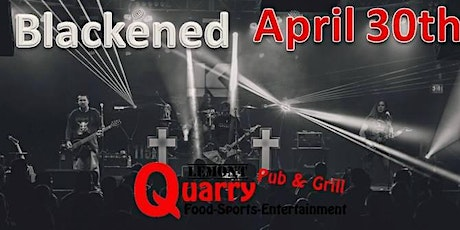 BLACKENED CHICAGO- The Ultimate Metallica Tribute band! tickets