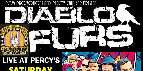 DiabloFurs with support from Sheepy + Slackrr tickets