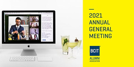 BCIT Alumni Association 2021 Annual General Meeting tickets