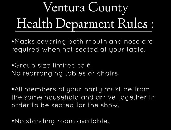 Ventura Big Wave Comedy Night image