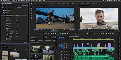 Adobe Premiere Pro Post Production (2021) tickets