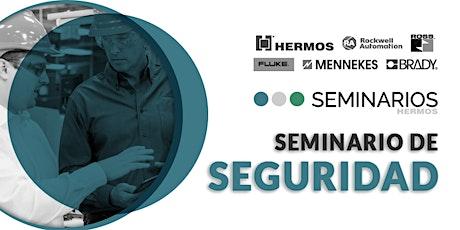 Seminario Hermos | Seminario de Seguridad entradas
