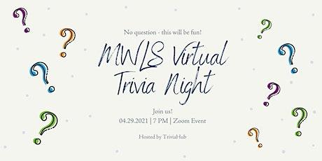MWLS Virtual Trivia Night tickets