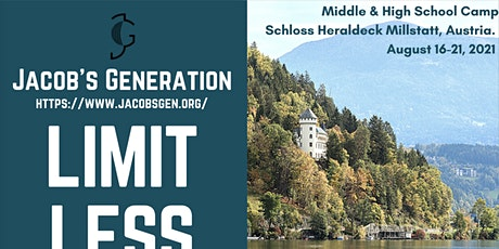 Jacob's Generation High School & Middle School Summer Camp - Europe Tickets