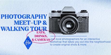 Portraits of Hazelwood: Photography Walk & Happy Hour tickets