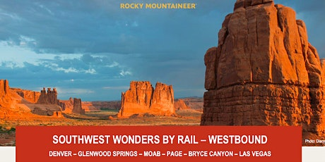 Luxury Rail: Rocky Mountaineer with a NEW USA Rockies Route tickets