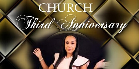 3rd Year Church Anniversary Celebration tickets