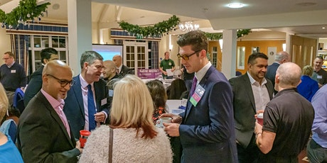 Grow Your Business with  Referral Networking in Hertfordshire tickets