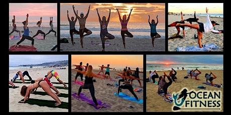 St. Pete Sunset Slow Flow Beach Yoga! tickets