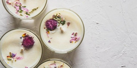 DIY Floral Candles with Native Mountain Farm tickets