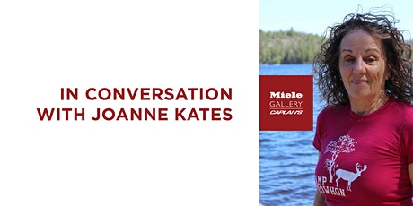 In Conversation with Joanne Kates tickets