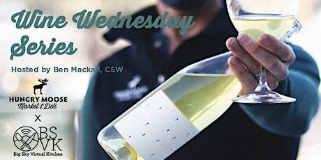 Wine Wednesdays tickets
