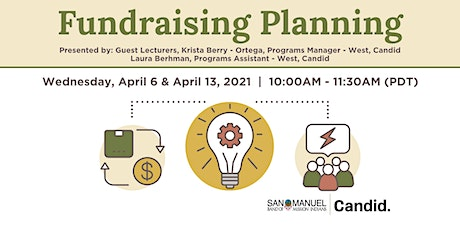 Fundraising Planning Seminar – two sessions with Candid tickets
