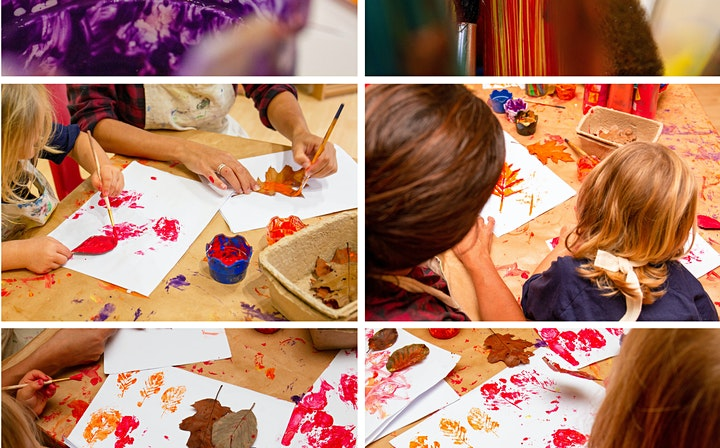 Monday Morning Art+Crafts image