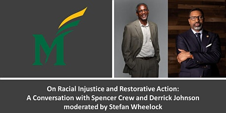 On Racial Injustice and Restorative Action: A Conversation tickets