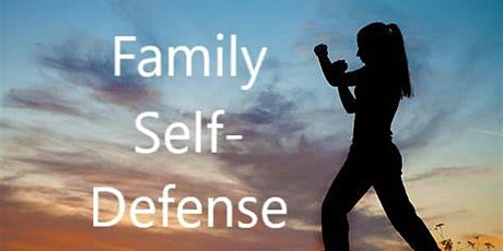 PREX Family Self-Defense Class tickets
