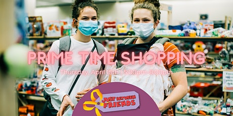 JBF Kids' Consignment - PRIMETIME SHOPPING tickets