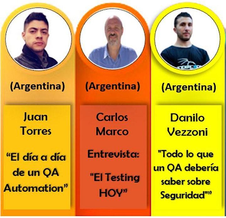 Imagen de Mendoza Testing Day - 3ª Edición