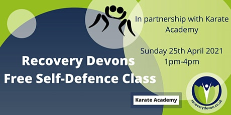 Recovery Devons Free Self Defence Class tickets