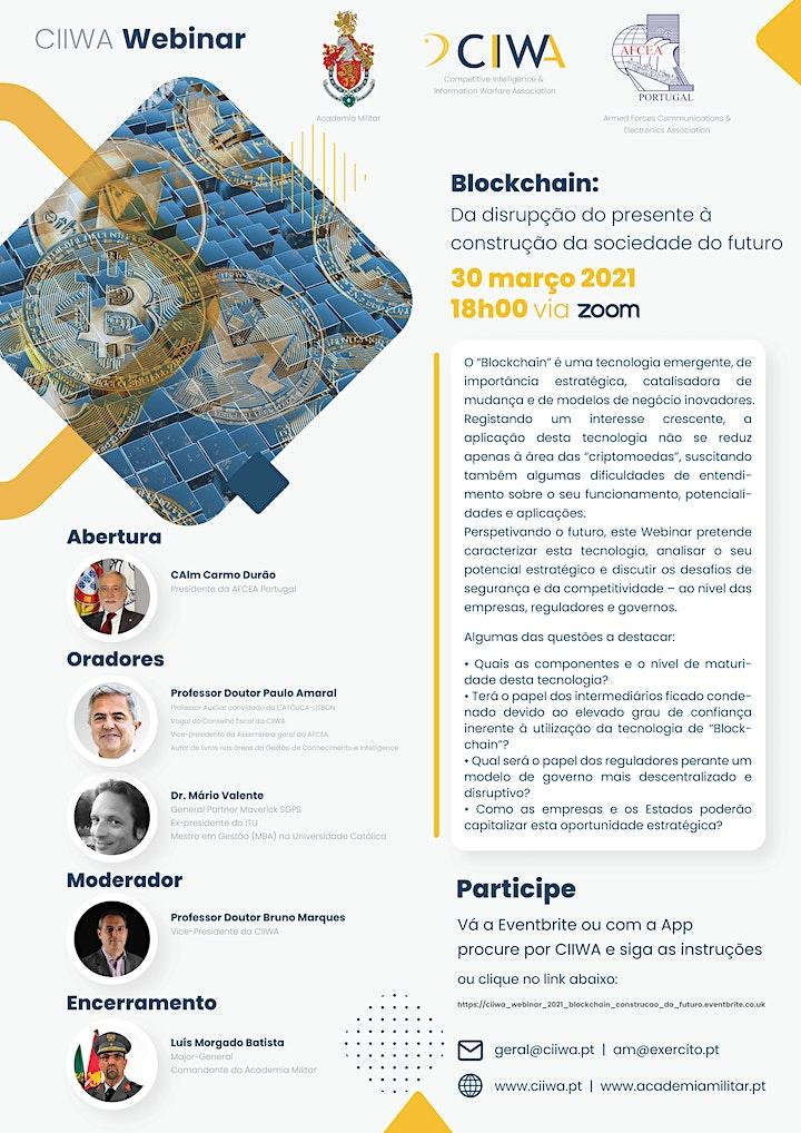Blockchain: da disrupção do presente à construção da sociedade do futuro image