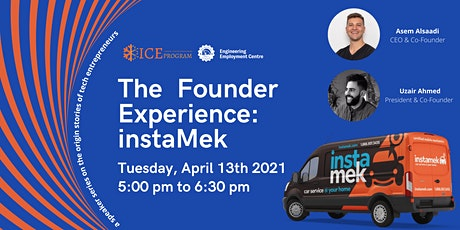 The Founder Experience: Origin Stories from Tech Entrepreneurs tickets