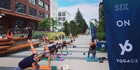Make Yoga your Happy Hour tickets