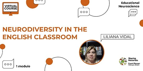 "Virtual Course ""Neurodiversity in the English Classroom""- 1 Module tickets"